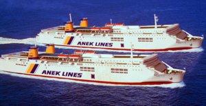 Anek Ferry Kritti