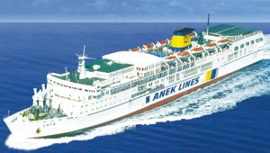 Anek Line F/B Lato Ferry