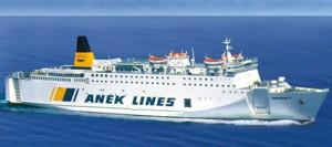 Anek F/B Lefka Ori Ferry