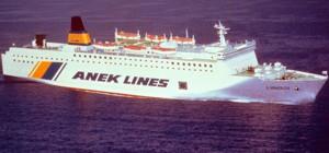 Anek Lines Sophokles Ferry
