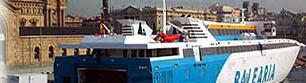 Barcelona Ferry