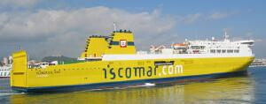 Iscomar Blanca Del Mar ferry ship