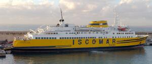 Iscomar Carmen Del Mar Ferry Ship