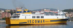 Iscomar MercedesDel Mar Ferry Ship