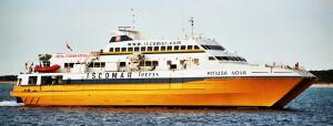 Iscomar Pitiusa Ferry Ship