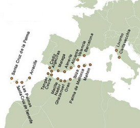 Acciona Route Map