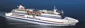 Brittany Cap Finistere Ferry