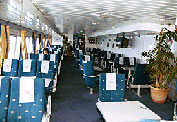 GA Ferries Seating