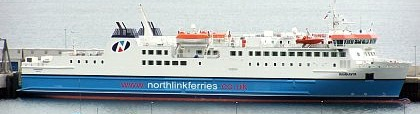 Northlink Ferry Ship