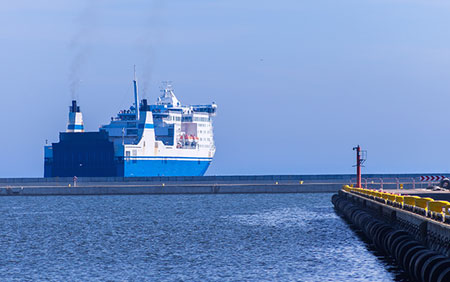 Skiathos Ferry Port