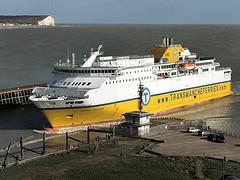 Transmanche Ferries Seven Sisters