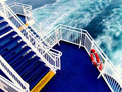 Transmanche Ferry Ship Sorerento